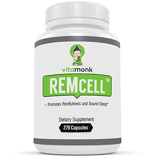 REMcellTM Bio Enhanced Natural Sleep Actually