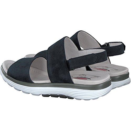 Gabor Gabor Damen Sandale - Sandalias de vestir de Piel para mujer Azul