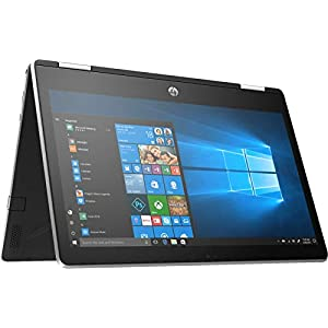 HP Pavilion X360 2-IN-1 11.6″ HD Touch-Screen WLED-backlit Laptop, Intel Pentium N5000 up to 2.7GHz, 4GB DDR4, 128GB SSD, Bluetooth, Wireless-AC, HDMI, Webcam, USB 3.1-C, Media Card Reader, Windows 10