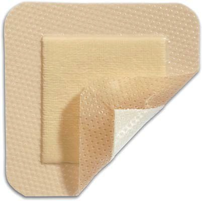 Molynlycke -Mepilex Border Lite - 3x3 - Box of 5 by Molynlycke