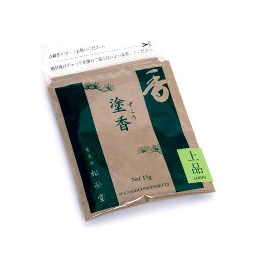Shoyeido's Fine Quality Incense Body Powder - Johin