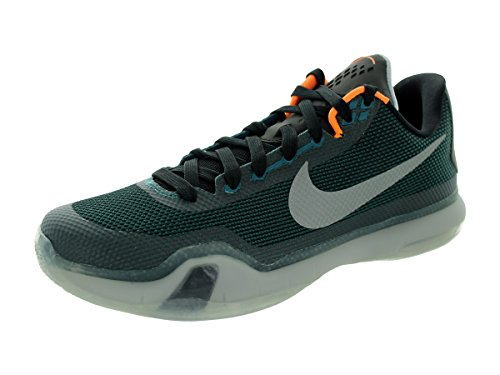 Reflective 308 Shoes Nike Kobe Teal Mens X Basketball Grey Black Trainers 705317 Sneakers Wolf Silver z6q6wfZ