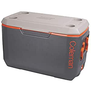 Coleman Signature 3000002011 Cooler 70Qt Xtr Dgry/Org/Lgry Ovmld