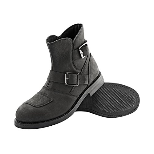 Speed Motorcycle Boots - 4