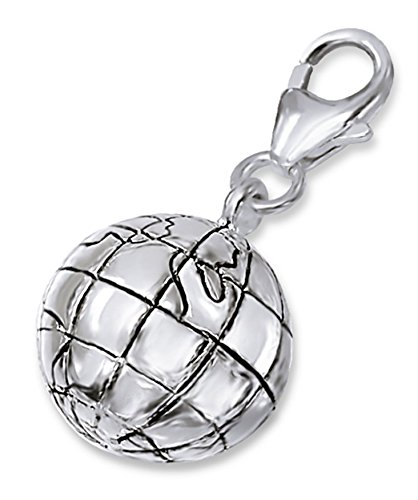 Best Wing Jewelry .925 Sterling Silver C - Silver Sterling Silver Globe Shopping Results