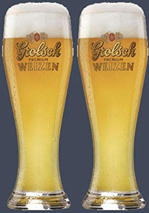 2 X OFFICIAL GROLSCH Half Pint Glasses