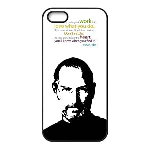 iPhone 5 5s Cell Phone Case Black love what you do 006 YE3414031
