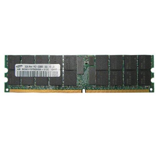 Samsung M393T5750BS0-CCC 2GB DDR2 400MHz PC2-3200 ECC Registered Server RAM
