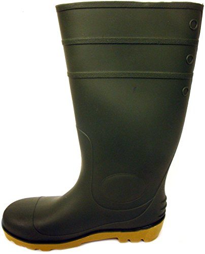 Tradesafe - Calzado de protección de sintético para hombre