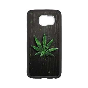 SamSung Galaxy S6 Phone Case Marijuana Leaf Cannabis Grass Rasta