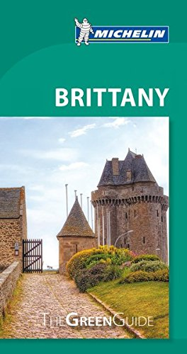 Michelin Green Guide Brittany (Green Guide/Michelin)