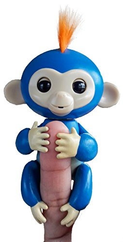 Finger Monkey Friend  Interactive Learning Toy  Smart Touch Motion Pet  Fast Shipping