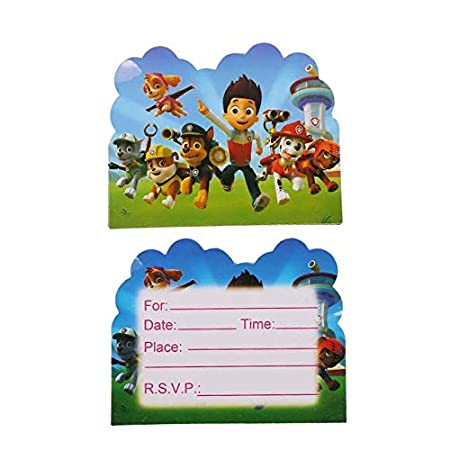 Mcyyy Invitación Fiesta De Cumpleaños Niños Fiesta De