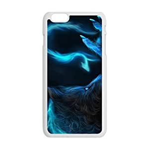 Creaative Wolf Custom Protective Hard Phone Cae For Iphone 6 Plus