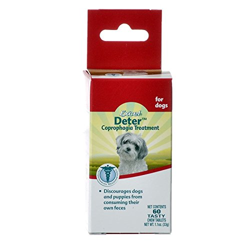 Excel 8 in1 Deter Coprophagia Treatment Forbid Dog Puppy ...