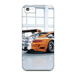 NAD5366QKDz Porsche 911 Gt3 R Hybrid Fashion 5c Cases Covers For Iphone