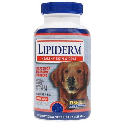 Lipiderm For Lrg Breeds 120 Gel Caps, My Pet Supplies