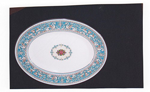 - Wedgwood Bone China Florentine Turquoise