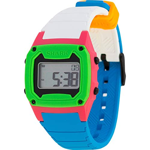 Freestyle Shark Classic Since '81 Black Neon Unisex Watch FS101012 ()