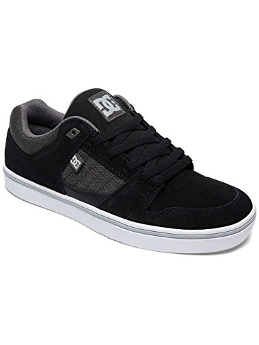 Shoes black Dc Nvy Se grey Uomo Shoe Course 2 Black Basse Sneaker M Sq7dqwC