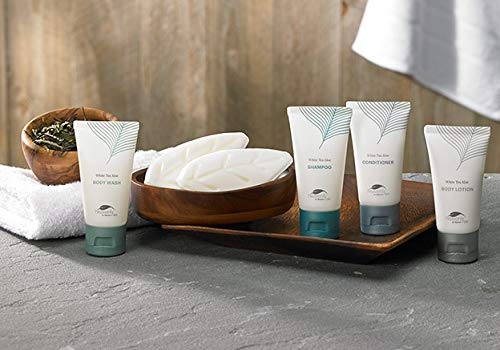 Aloe Heavenly - Westin White Tea Bath and Body Travel Set - 1 Set