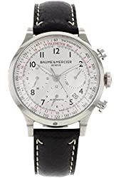 Baume and Mercier Capeland Chronograph Men's Automatic Watch MOA10005