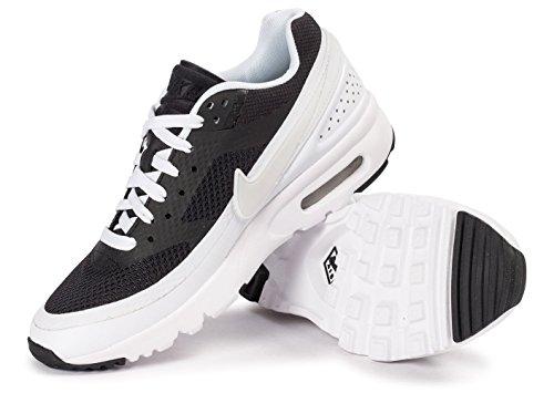 Nike W Air Max Bw Ultra, Zapatillas de Deporte para Mujer Blanco (Black / White)