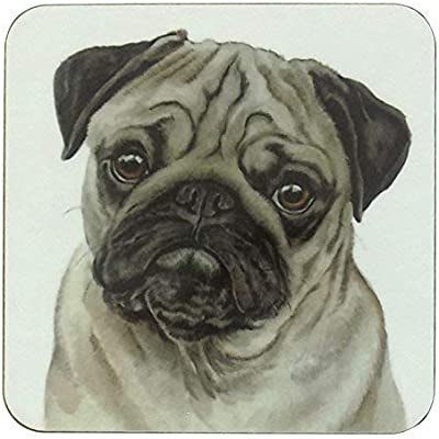 Design Waggy Dogz 4 X Waggy Dogz Americana Carlino Cucciolo Di Cane