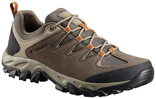 Columbia Men's Buxton Peak Hiking Shoe, Major,