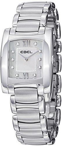 Ebel Brasilia Womens Mother of Pearl Diamond Watch 9256M32/98500 / 1215776