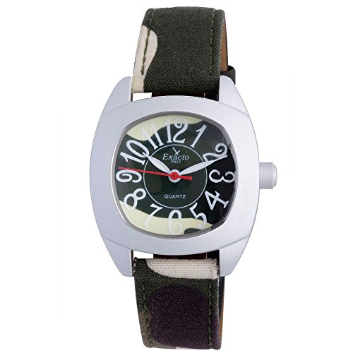 Haurex Italy Womens Exacto Green Watch by Haurex