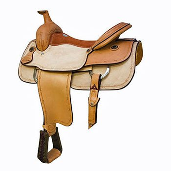Billy Cook Saddlery Mavrick Roper Saddle 17