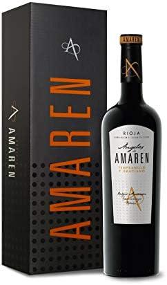Ángeles de Amaren Vino Tinto Estuche 1 Botella - 750 ml