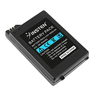 Best Epic Trends 416s7KARkaL._SS300_ Insten Rechargeable Battery compatible with SONY PSP 1000 1001 High capacity 1800mAh Battery Pack US (NOT Compatible…