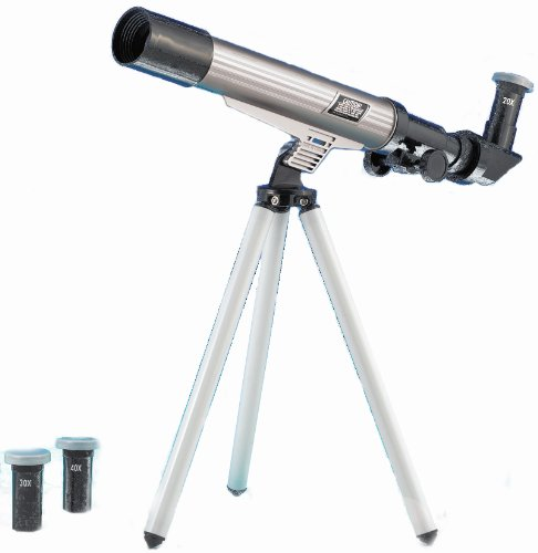 Elenco Mobile 20/30/40x Telescope Elenco Electronics Inc EDU-41005