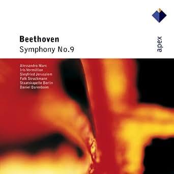 Beethoven : Symphony No 9, 'Choral' by Daniel Barenboim