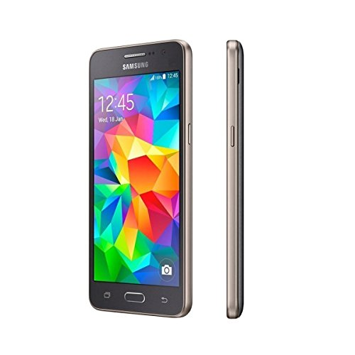 Samsung Galaxy Grand Prime - T-Mobile GSM Quad-Core Android Phone w/ 8MP Camera - Gray