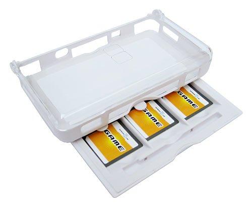 JoyTech Armorstore Nintendo DS Lite Case White