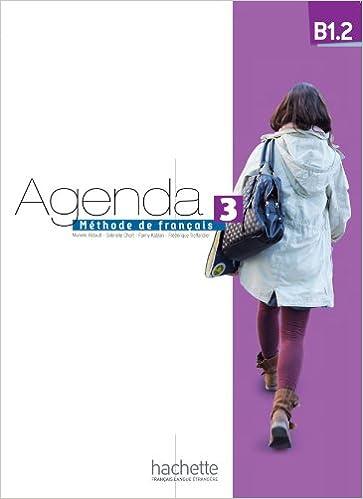 Agenda 3. Méthode De Français. Niveau B1. 2: Amazon.es ...