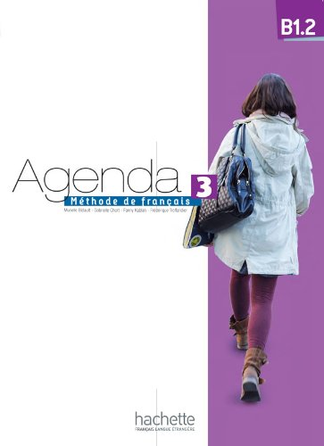 Agenda 3 B1.2: Livre de lÉlève + DVD-ROM (French Edition ...
