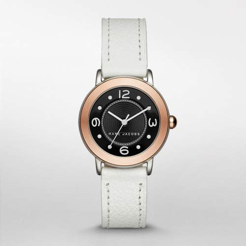 Riley White Leather Watch - MJ1517 ()