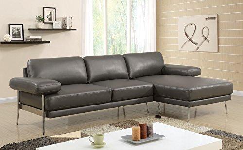 Amazon.com: Esofastore Classic Contemporary Sectional Sofa Set ...