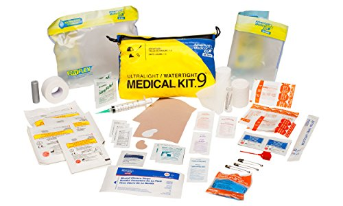 Adventure Medical Kits Gear - Adventure Medical Kits Ultralight and Watertight .9 First Aid Kit