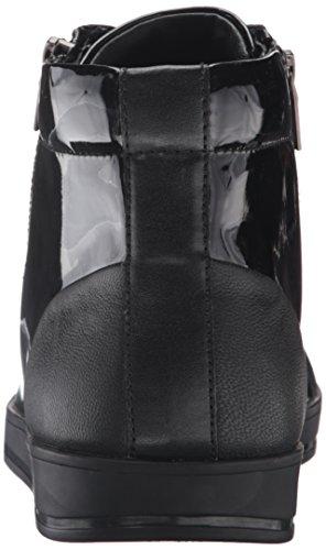 Calvin Klein Berke lea patent smooth black F0753 BLK pointure 40