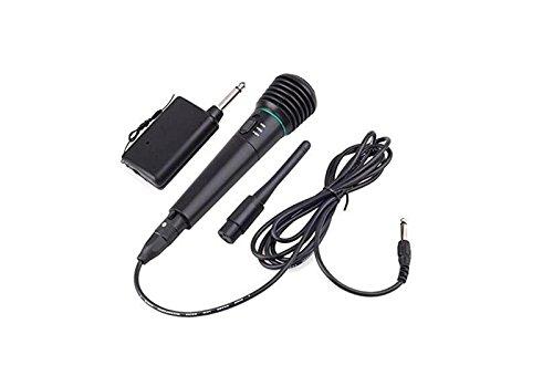 gbtech-2in1-handheld-wired-wireless-cordless-microphone-karaoke-system-undirectional-black