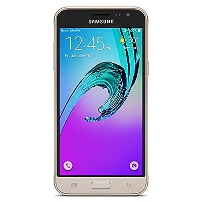 "Samsung Nova 5.0"" HD Super AMOLED Display Unlocked Phone - Retail Packaging - Gold"