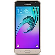 Samsung J3 Nova - No Contract Phone - Gold - (Boost Mobile)