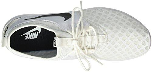 Nike Womens Scarpa Da Jogging Bianca / Nera