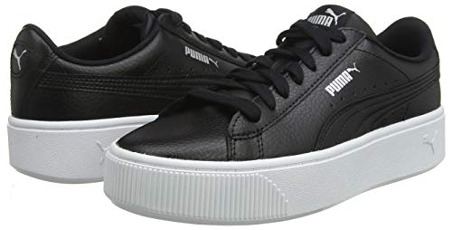| Puma Women's Vikky Stacked L Low Top Sneakers