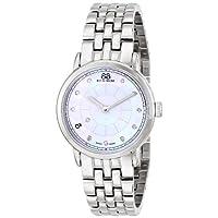 88 Rue du Rhone 87WA120005 Reloj de nácar con diamantes para mujer